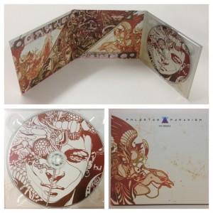 The Phoenix - CD - Inside