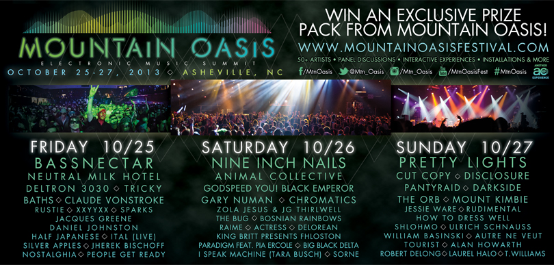 MOUNTAIN OASIS FESTIVAL
