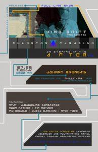 Johnny Brenda's Event